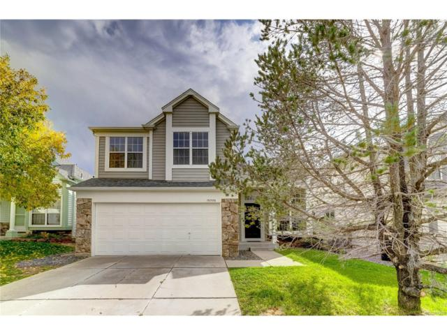 19306 E Linvale Place, Aurora, CO 80013 (MLS #3796657) :: 8z Real Estate