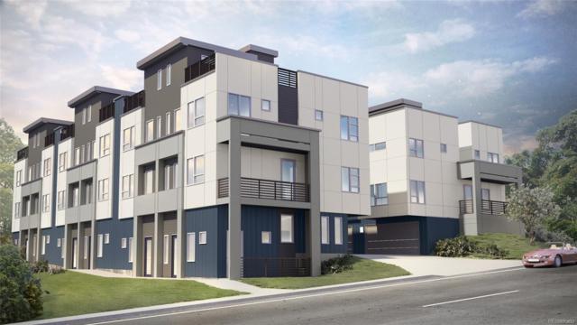 435 S Forest Street #5, Denver, CO 80246 (#3796720) :: The HomeSmiths Team - Keller Williams