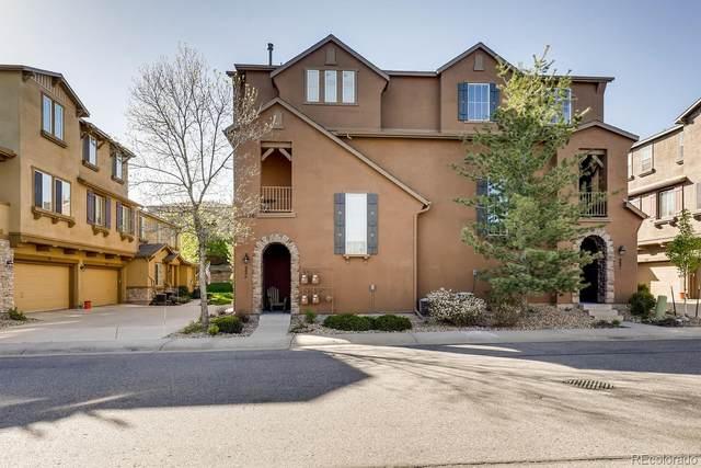 10556 Graymont Lane D, Highlands Ranch, CO 80126 (#3796776) :: James Crocker Team