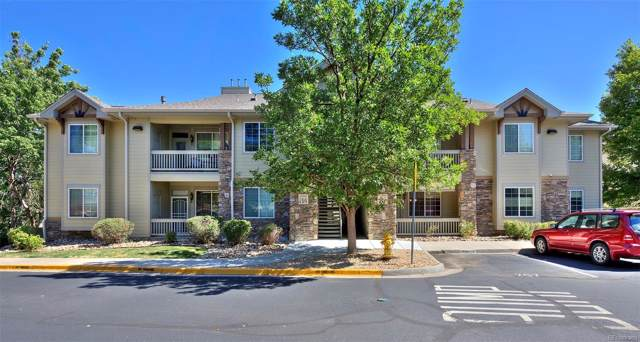 10437 W Hampden Avenue #104, Lakewood, CO 80227 (#3797326) :: The Healey Group