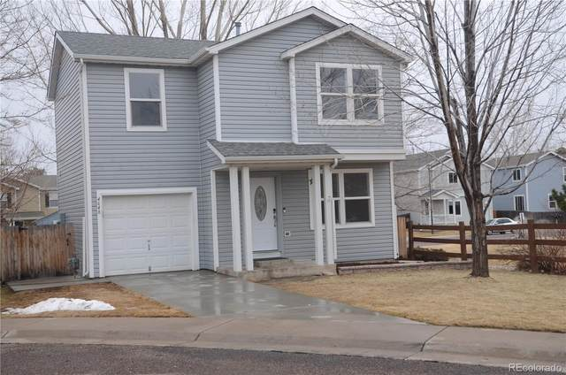 4648 S Swadley Way, Morrison, CO 80465 (MLS #3797587) :: 8z Real Estate