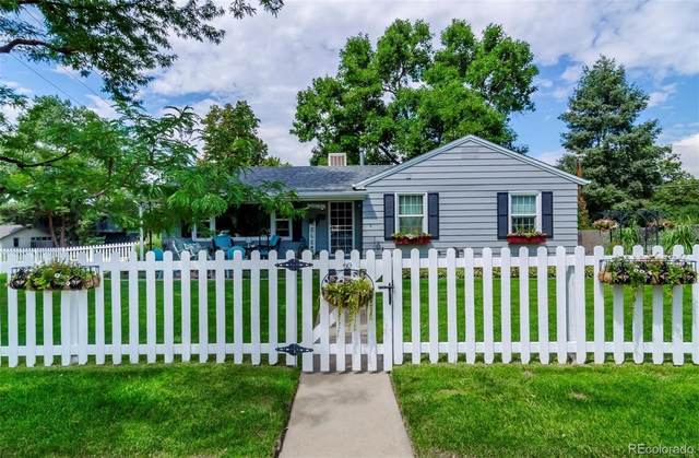 1411 E Bates Parkway, Englewood, CO 80113 (#3797827) :: Venterra Real Estate LLC