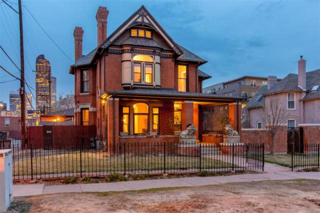 1731 N Emerson Street, Denver, CO 80218 (#3797875) :: Wisdom Real Estate