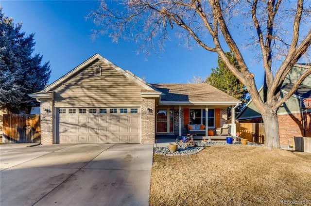 2449 E 124th Drive, Thornton, CO 80241 (#3797930) :: iHomes Colorado