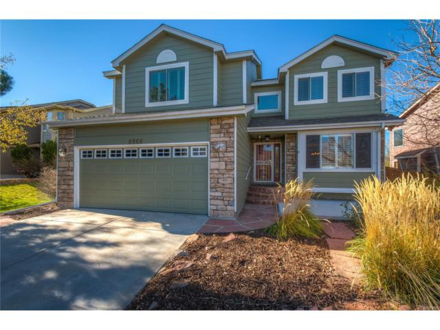 6866 Edgewood Way, Highlands Ranch, CO 80130 (#3798174) :: The Sold By Simmons Team