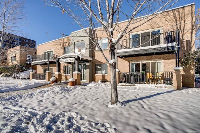 875 Dahlia Street #204, Denver, CO 80220 (#3798257) :: The HomeSmiths Team - Keller Williams