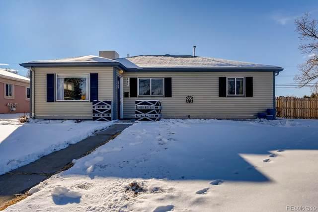 991 Victor Street, Aurora, CO 80011 (#3798484) :: iHomes Colorado