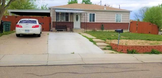 2881 Roosevelt Avenue, Thornton, CO 80229 (MLS #3798777) :: 8z Real Estate