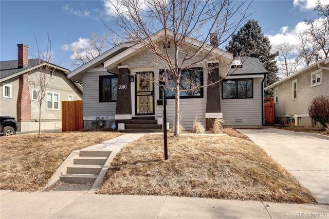 2270 S Emerson Street, Denver, CO 80210 (MLS #3798786) :: Keller Williams Realty