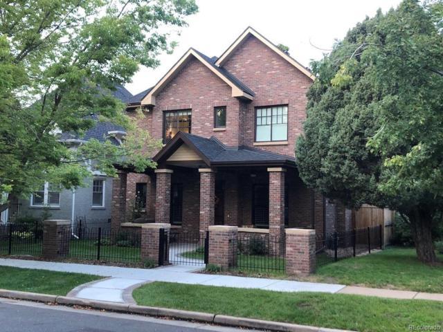 369 S High Street, Denver, CO 80209 (#3799980) :: The Griffith Home Team