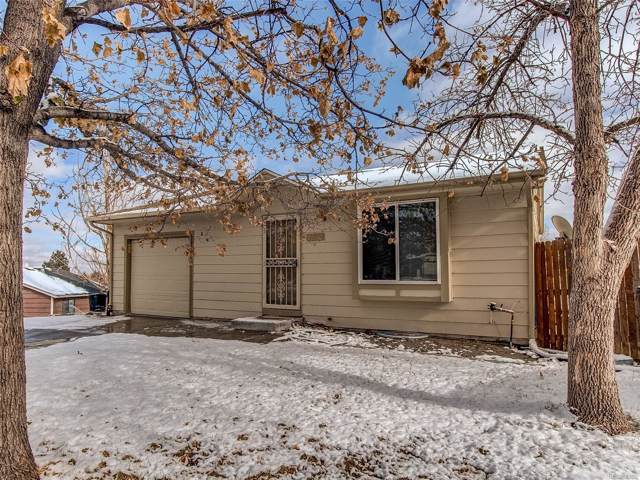 17456 E Union Drive, Aurora, CO 80015 (MLS #3800269) :: Bliss Realty Group