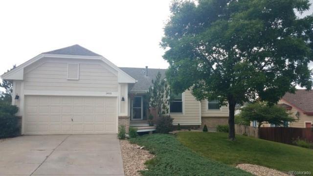 1400 Canyon Drive, Castle Rock, CO 80104 (MLS #3800622) :: 8z Real Estate