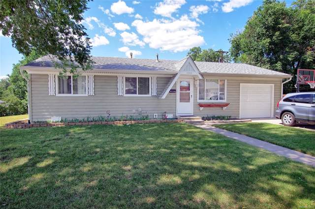 1300 Evergreen Drive, Colorado Springs, CO 80911 (#3800716) :: The Heyl Group at Keller Williams