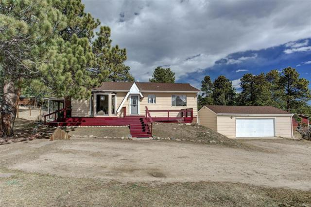 5195 S Hatch Drive, Evergreen, CO 80439 (#3800956) :: The Peak Properties Group