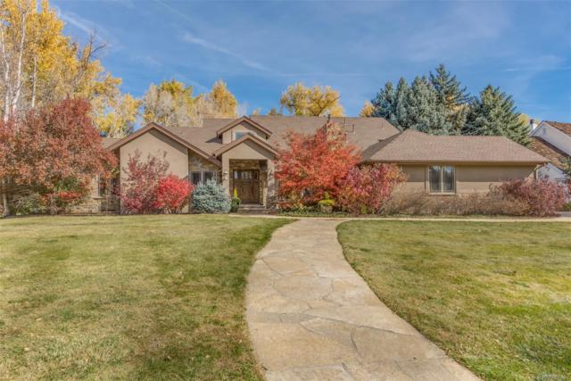 4245 S Bellaire Circle, Cherry Hills Village, CO 80113 (#3800980) :: Structure CO Group