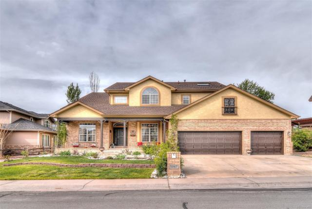 1047 Thorncreek Court, Thornton, CO 80241 (#3801076) :: The Heyl Group at Keller Williams