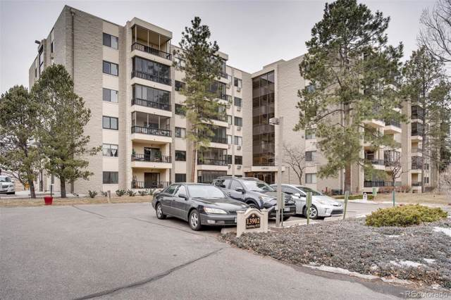 13902 E Marina Drive #202, Aurora, CO 80014 (#3801178) :: The Heyl Group at Keller Williams