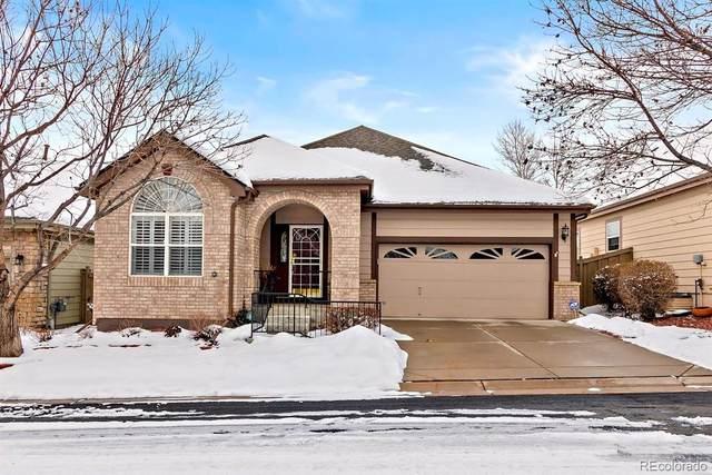 6900 W Grant Ranch Boulevard #27, Denver, CO 80123 (MLS #3801276) :: 8z Real Estate