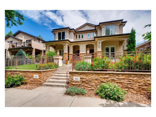 450 S Corona Street, Denver, CO 80209 (MLS #3801294) :: 8z Real Estate