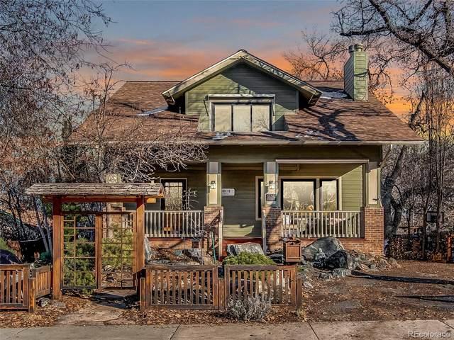 734 Sunset Street, Longmont, CO 80501 (#3801536) :: The DeGrood Team