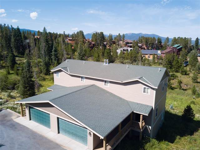 250 Looking Glass Lane #2, Fraser, CO 80442 (#3801758) :: 5281 Exclusive Homes Realty