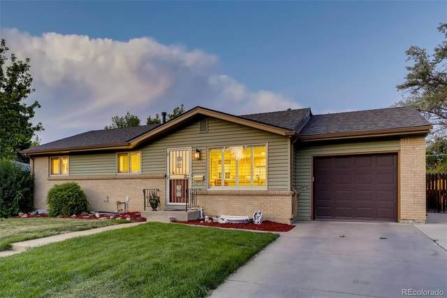 6990 S Clermont Street, Centennial, CO 80122 (#3802047) :: The DeGrood Team