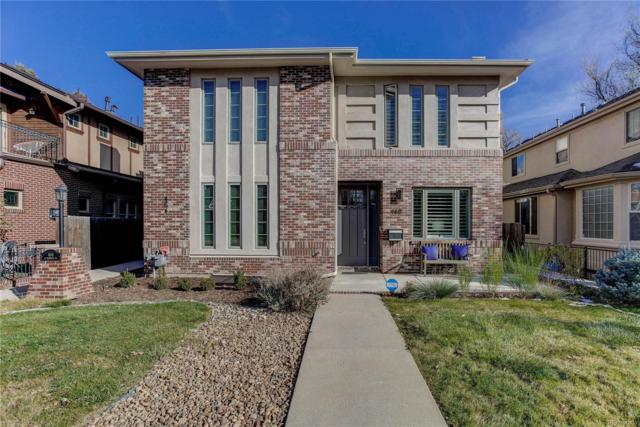 468 S Franklin Street, Denver, CO 80209 (#3802070) :: My Home Team