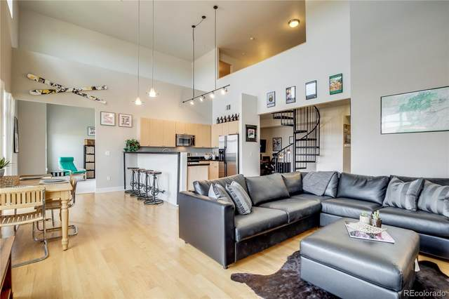 5677 Park Place 310D, Greenwood Village, CO 80111 (#3802137) :: Compass Colorado Realty