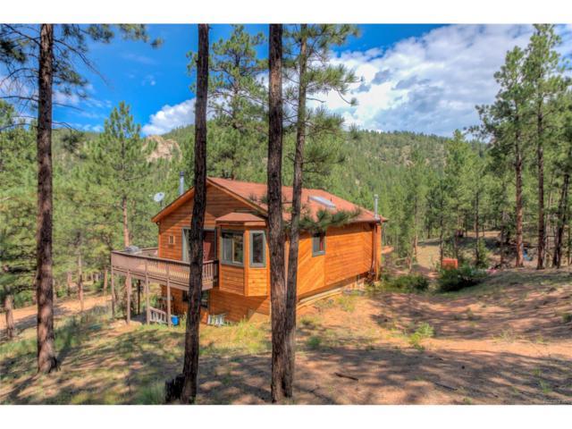 28712 Kincaid Springs Road, Pine, CO 80470 (MLS #3802186) :: 8z Real Estate