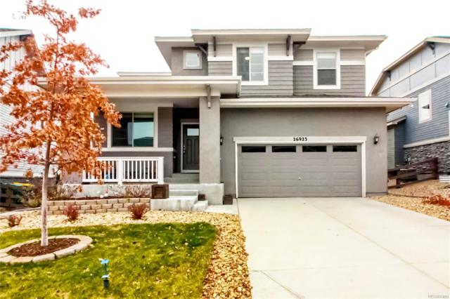 26923 E Easter Place, Aurora, CO 80016 (#3802582) :: The DeGrood Team