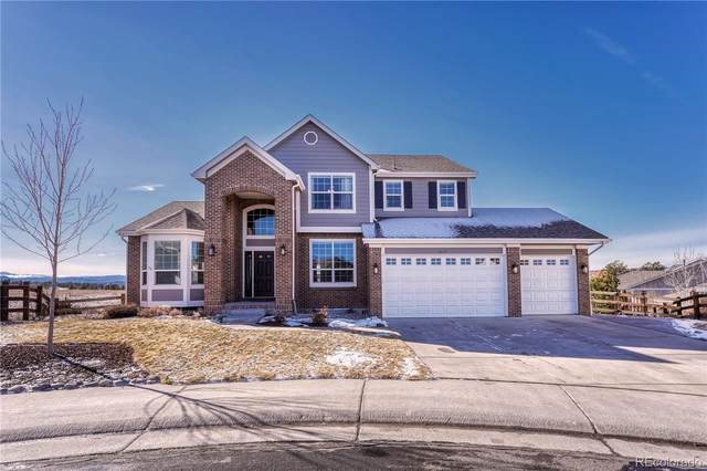 3615 Crosshaven Court, Castle Rock, CO 80104 (#3802747) :: The Heyl Group at Keller Williams