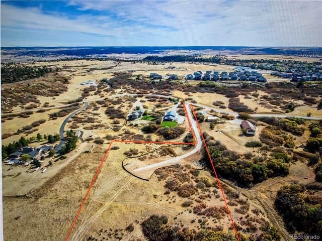 1583 N Rocky View Road, Castle Rock, CO 80108 (#3802900) :: Portenga Properties - LIV Sotheby's International Realty