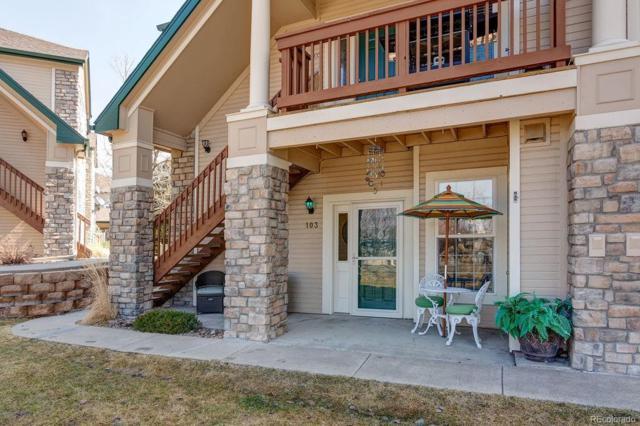4085 S Crystal Circle #103, Aurora, CO 80014 (#3802923) :: Wisdom Real Estate