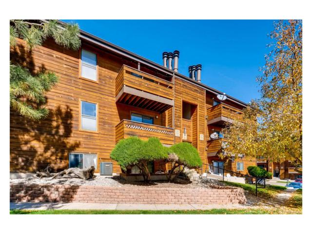 341 Wright Street #204, Lakewood, CO 80228 (#3803317) :: The Griffith Home Team