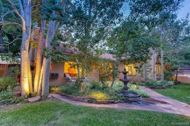 1015 Bonnie Brae Boulevard, Denver, CO 80209 (#3803383) :: The Griffith Home Team