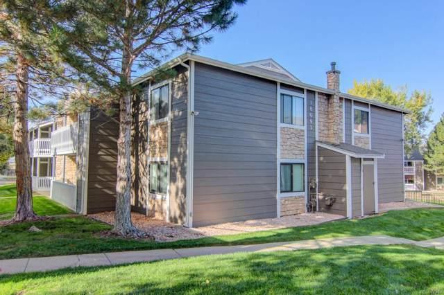 18093 E Ohio Avenue #103, Aurora, CO 80017 (MLS #3803599) :: 8z Real Estate
