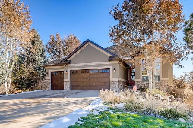 7537 Cistena Way, Parker, CO 80134 (#3803622) :: The Brokerage Group