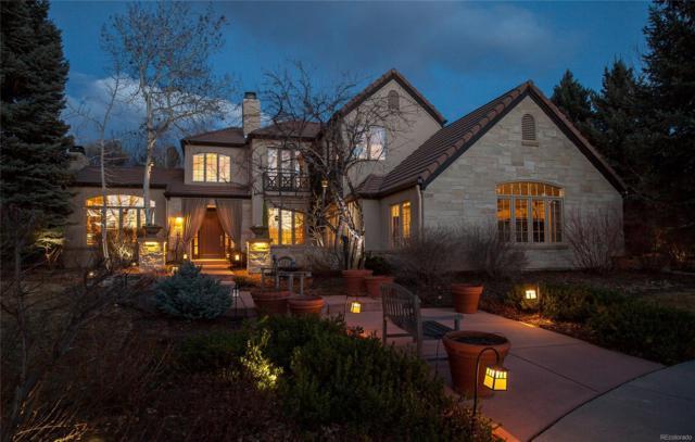 4930 S Gaylord Street, Cherry Hills Village, CO 80113 (#3803838) :: The Peak Properties Group