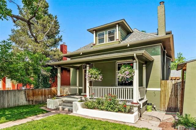 944 S Logan Street, Denver, CO 80209 (MLS #3803894) :: Bliss Realty Group