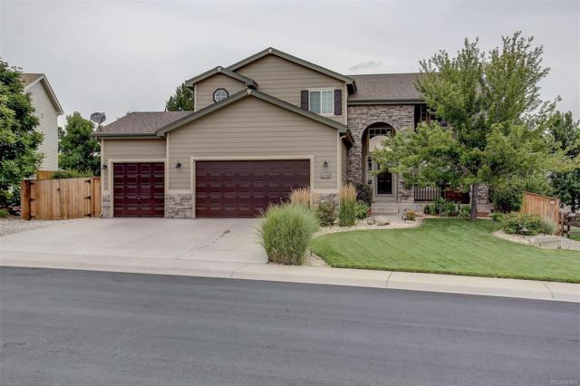 21795 Mount Elbert Place, Parker, CO 80138 (#3804164) :: The Peak Properties Group