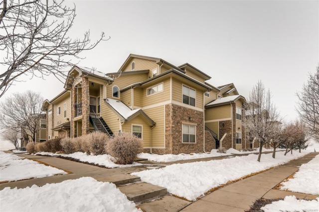 5800 Tower Road #502, Denver, CO 80249 (#3804243) :: Colorado Home Finder Realty