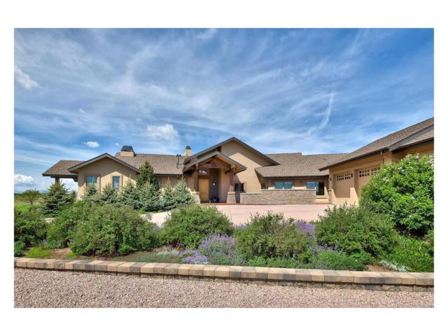 10275 Big Sky Trail, Elbert, CO 80106 (MLS #3804817) :: 8z Real Estate