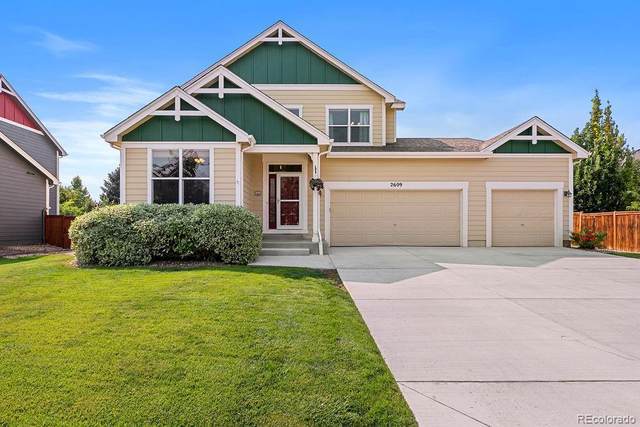 2609 Brush Creek Drive, Fort Collins, CO 80528 (#3804941) :: The HomeSmiths Team - Keller Williams