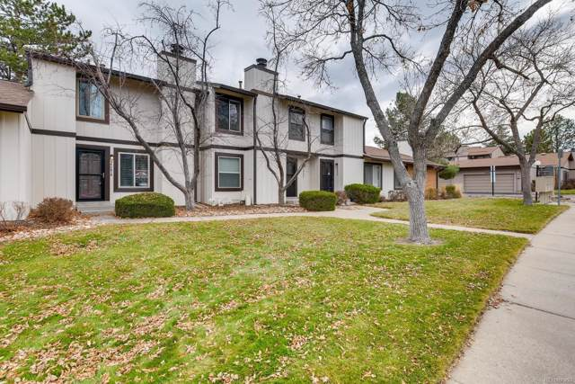 3668 S Laredo Street B, Aurora, CO 80013 (#3804969) :: James Crocker Team
