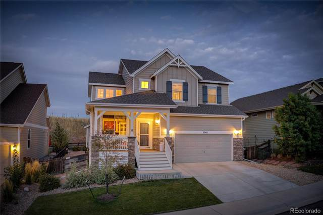 3148 Dragonfly Court, Castle Rock, CO 80109 (#3805040) :: Compass Colorado Realty