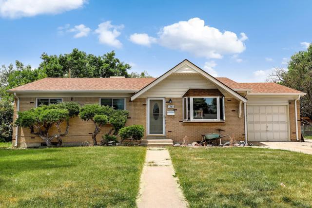 1385 S Kendall Street, Lakewood, CO 80232 (#3805238) :: Wisdom Real Estate