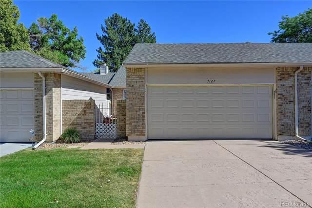 7127 S Vine Circle W, Centennial, CO 80122 (MLS #3805481) :: 8z Real Estate