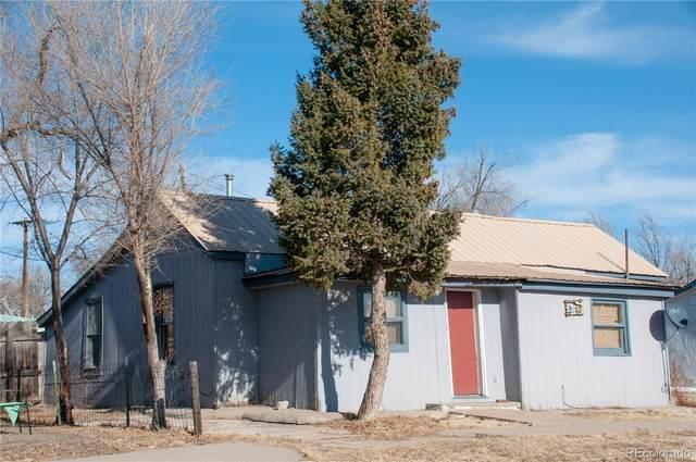 307 6th Street, Hugo, CO 80821 (MLS #3805487) :: 8z Real Estate