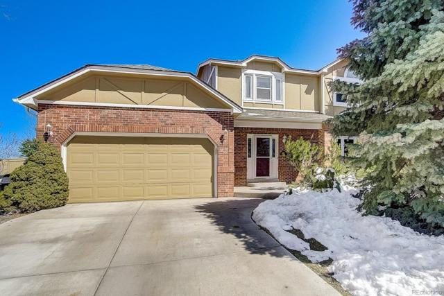 6711 Yale Drive, Highlands Ranch, CO 80130 (#3805611) :: The Peak Properties Group