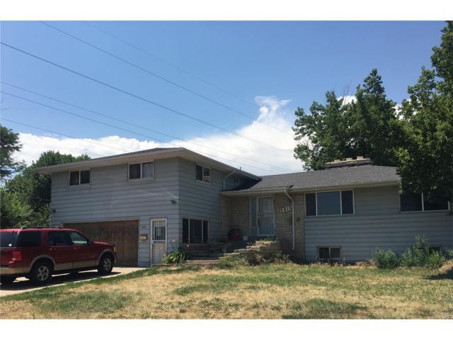 5810 S Sherman Way, Centennial, CO 80121 (MLS #3805667) :: 8z Real Estate